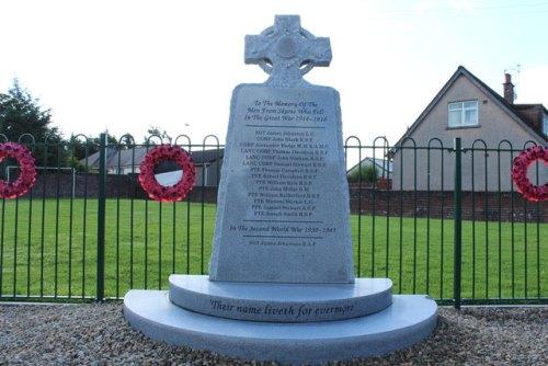 War Memorial Skares