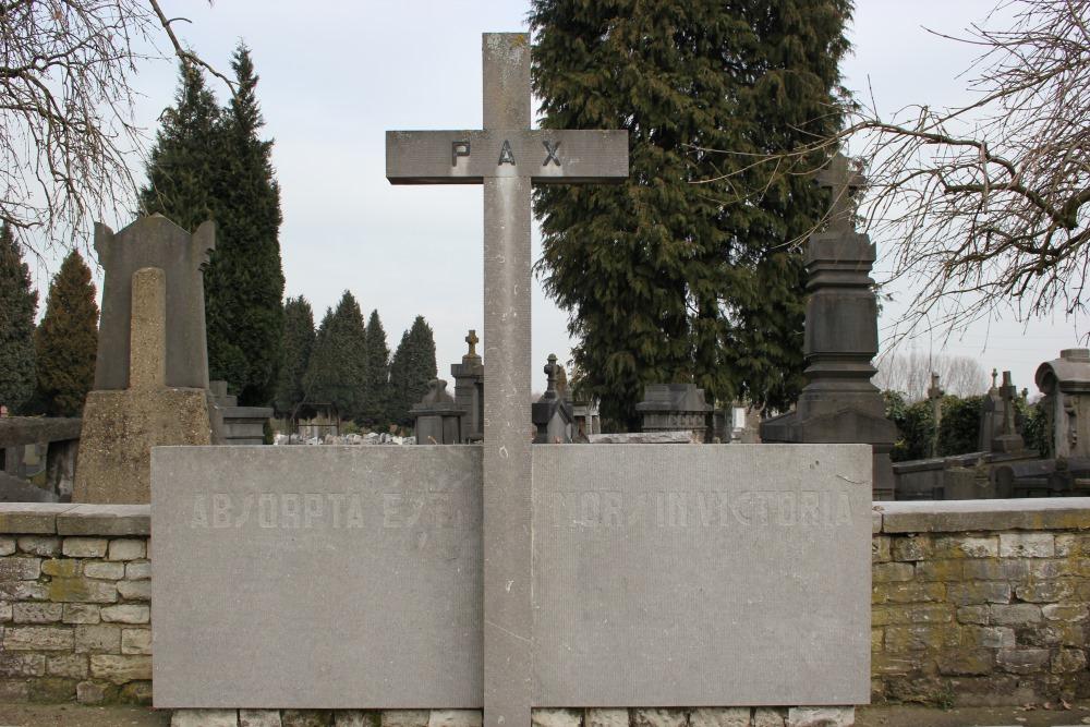 Herdenkingsmonument Begraafplaats Dendermonde