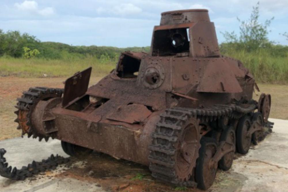 Type 95 Tank