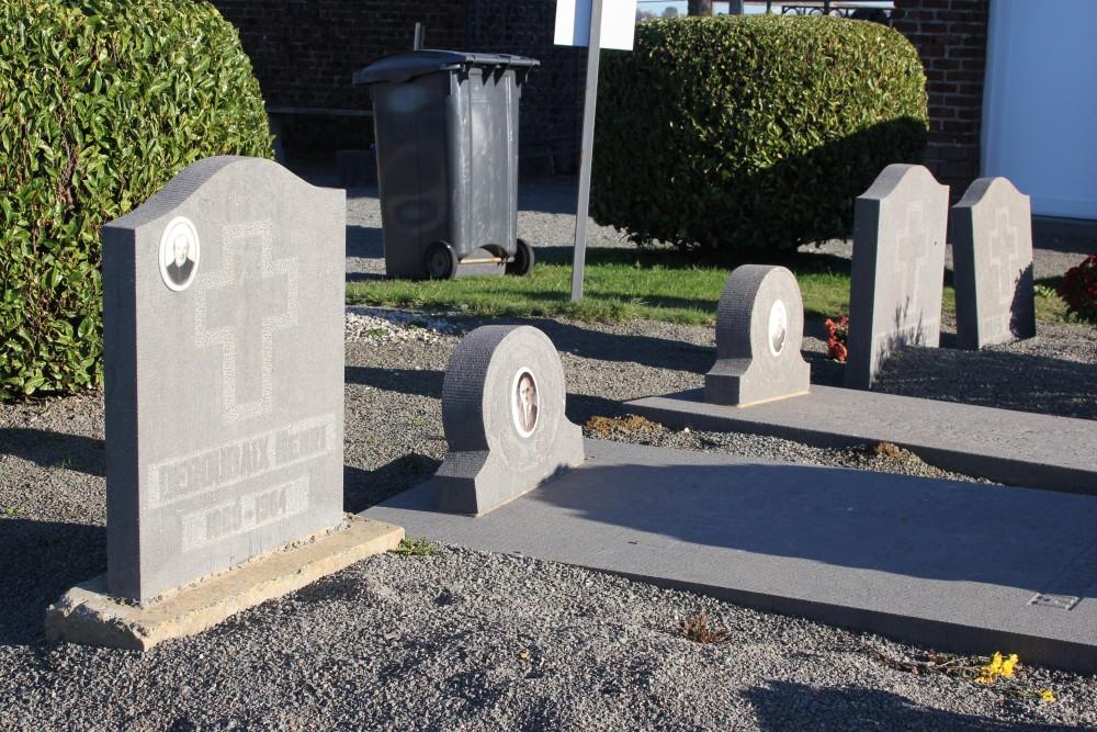 Veteran War Graves Wisbecq