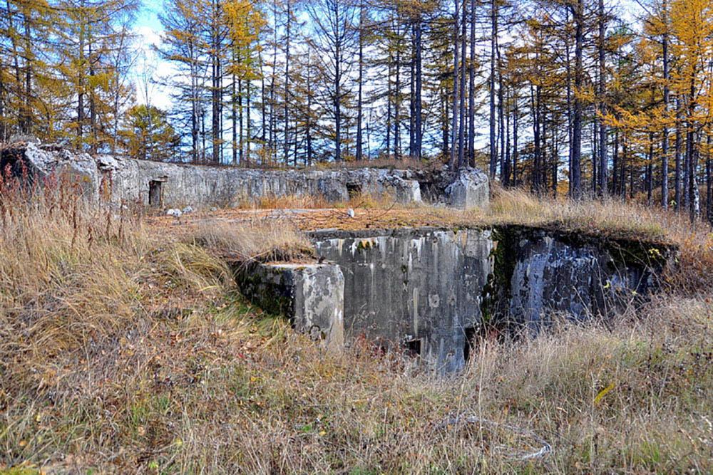 Coastal Battery No. 925
