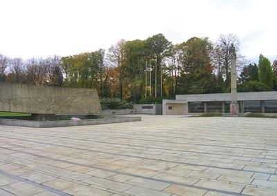 Soviet War Cemetery Brno