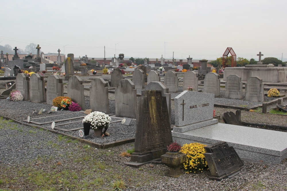 Veteran War Graves Feluy