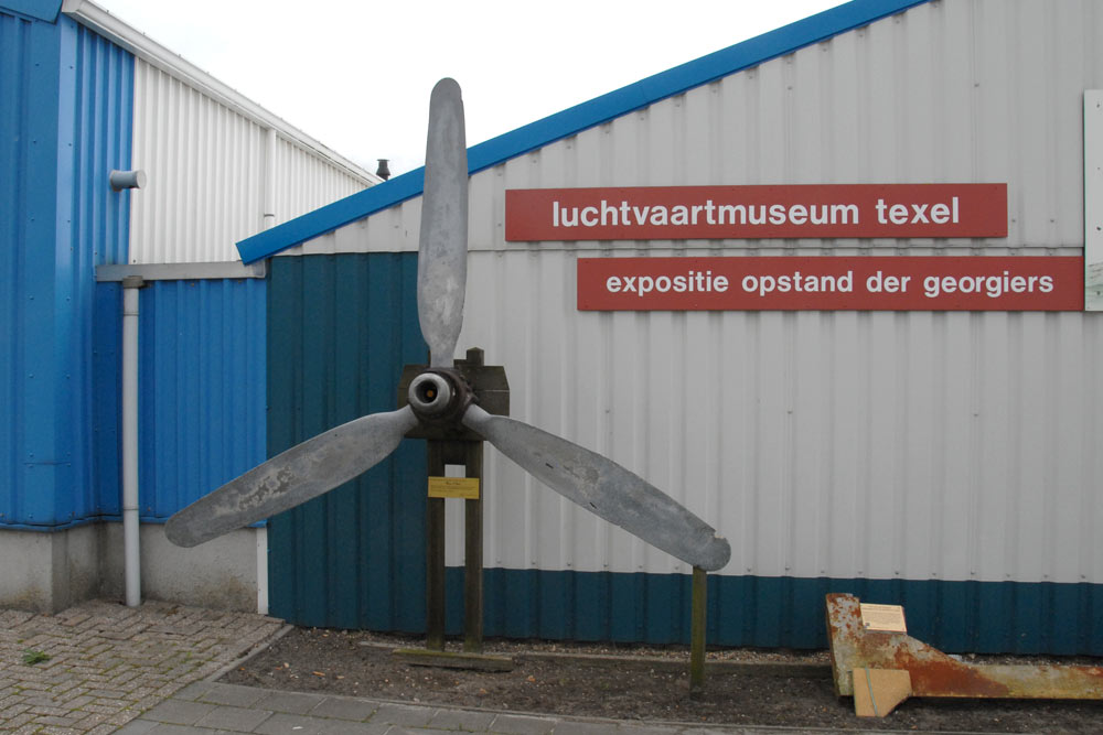 Luchtvaart- en Oorlogsmuseum Texel