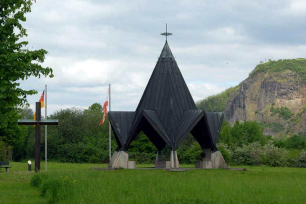 Remembrance Chapel Black Madonna