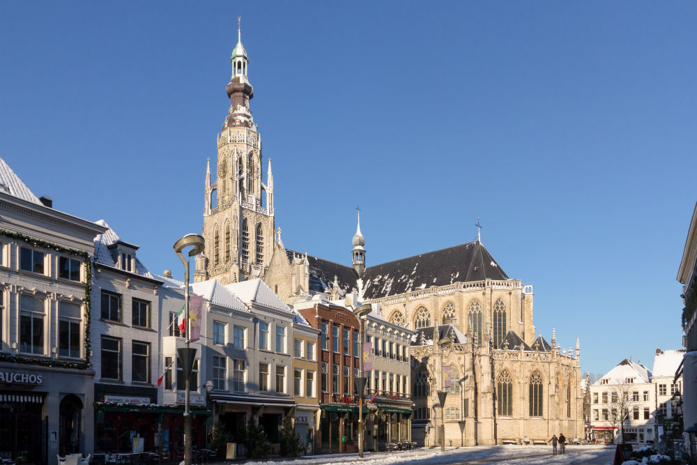 Liberation Scenes Great Church Breda