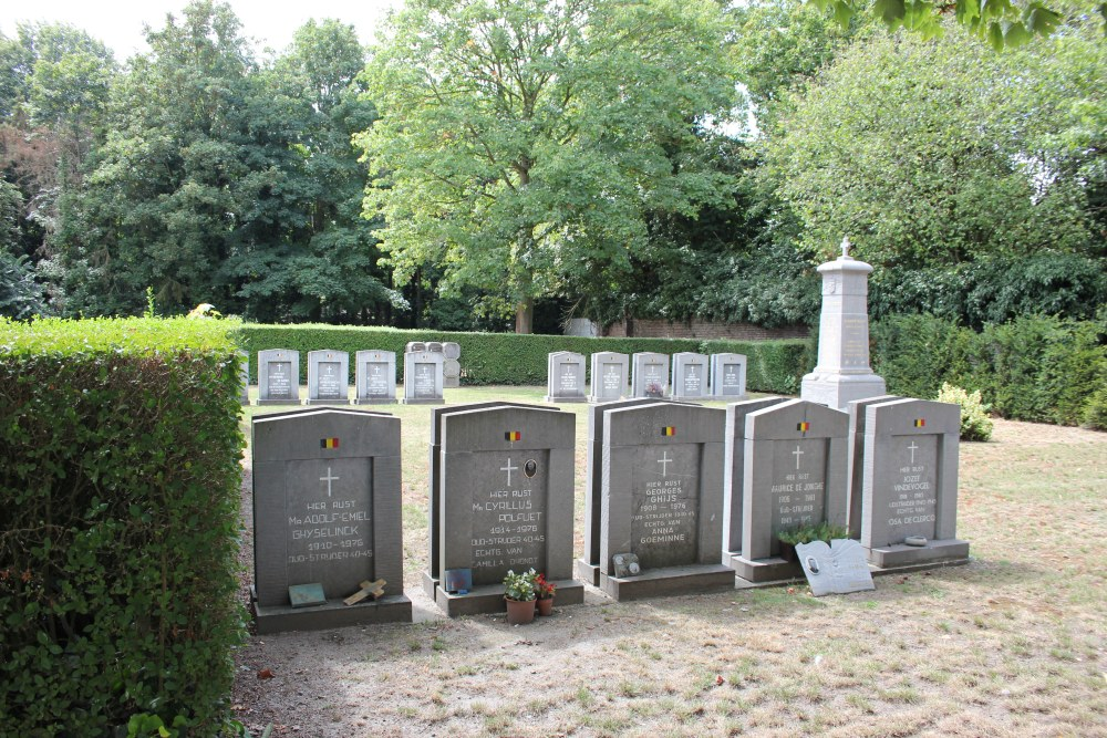 Veteran War Graves Asper