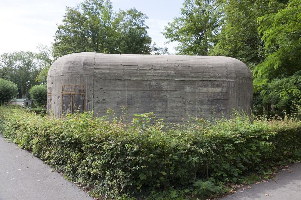Stützpunkt Groede Bunker 4
