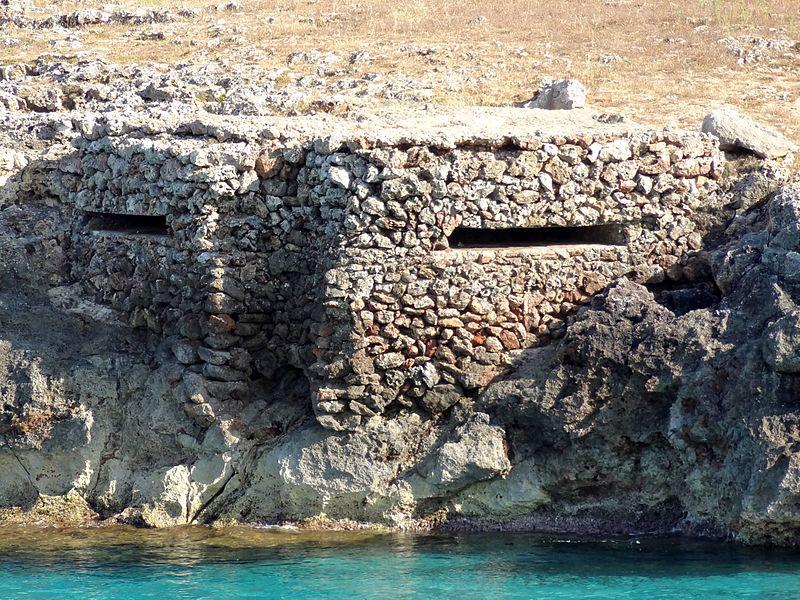 Bunker S'Illot Cala Morlanda