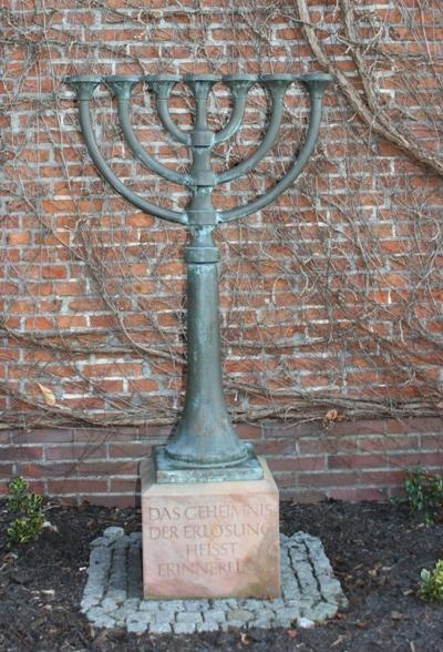 Memorial Synagogue Weener