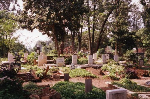 Commonwealth War Graves Nairobi (Islamitic Cemetery)