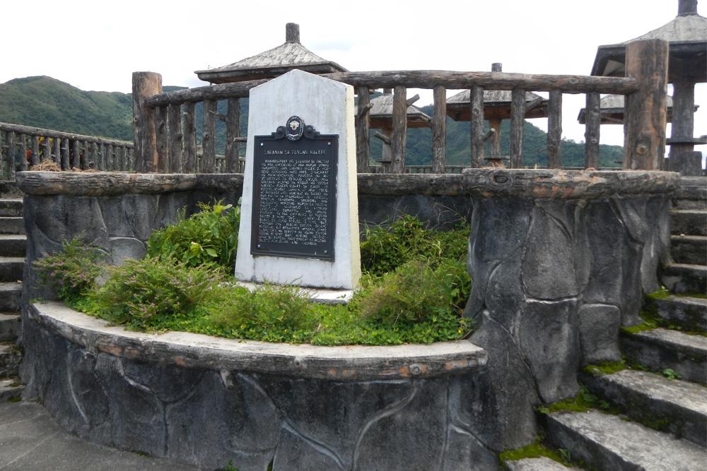Memorial Stone Dalton Pass