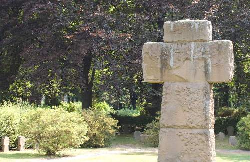 Duitse Oorlogsgraven Grevenbroich