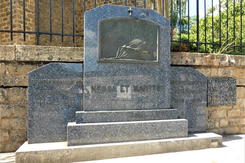 War Memorial Hondelange
