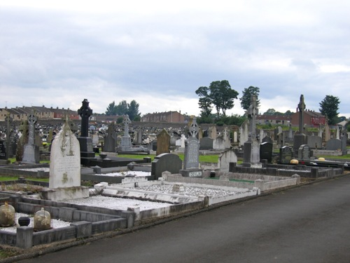Commonwealth War Graves Ballymena New Cemetery