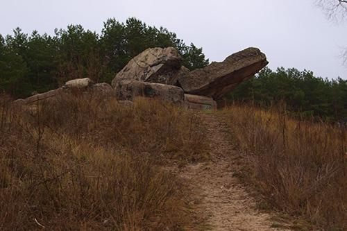 Stalin Line - Remains Bunker No. 578