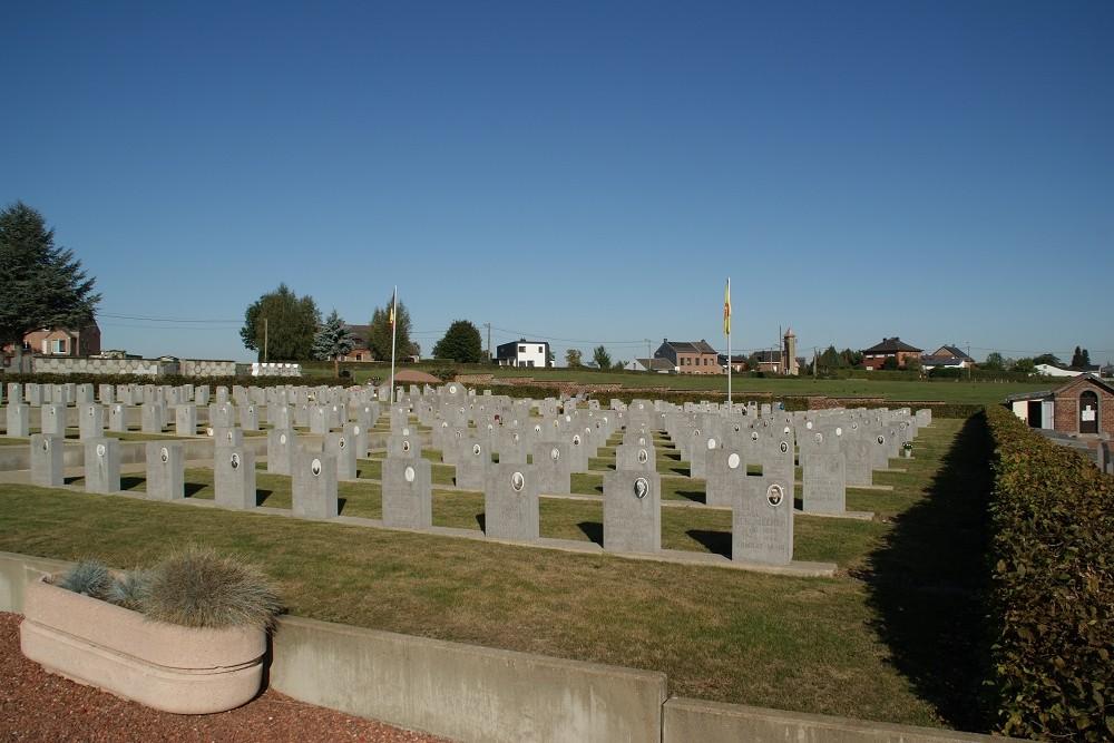 Belgische Oorlogsgraven Andrimont