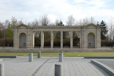 Commonwealth Memorial of the Missing Bayeux