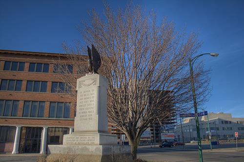 War Memorial Buffalo