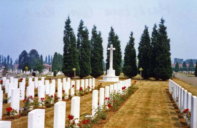 Commonwealth War Graves Maidstone Cemetery