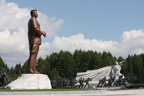 Groot Monument Samjiyon