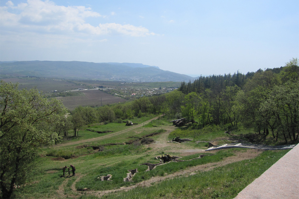Battlefield - Mount Sapun