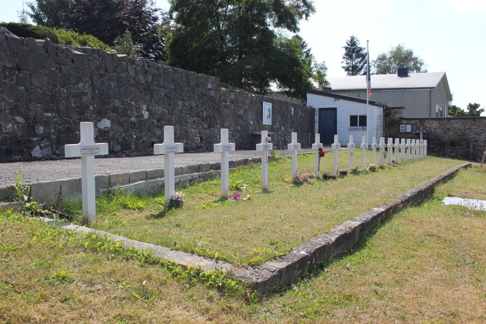 French War Graves Saint-Hubert