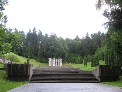 Sovjet Oorlogsgraven Vilnius