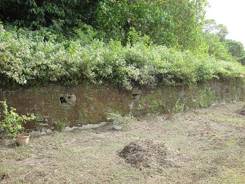 Japanese Crenulated Wall