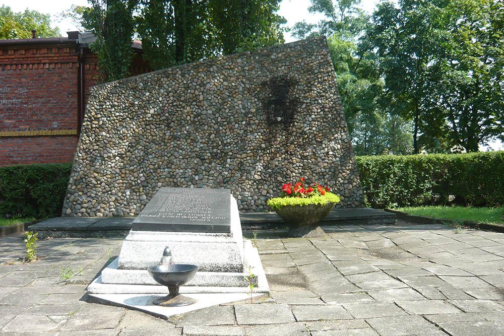 Memorial Communists Wloclawek