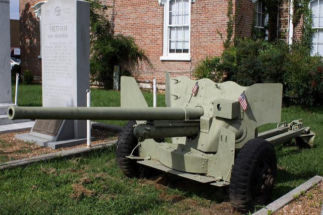 Kanon uit de Tweede Wereldoorlog Manchester