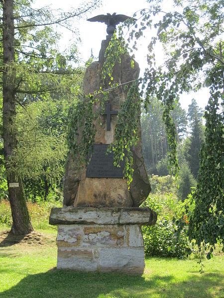 Cemetery Military Hospital Jevíčko