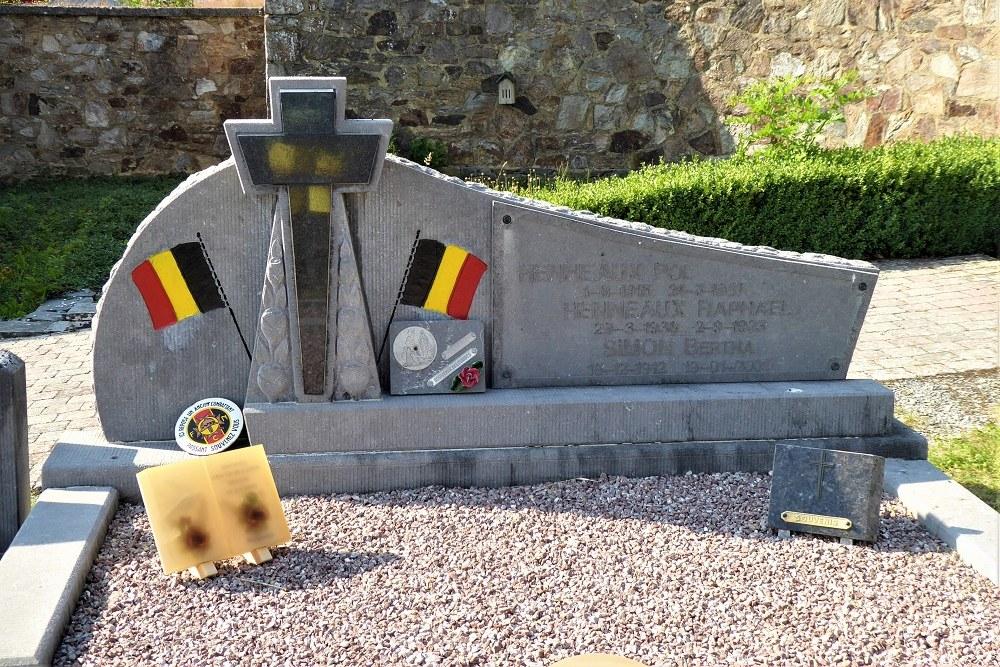 Graves Veterans Freux
