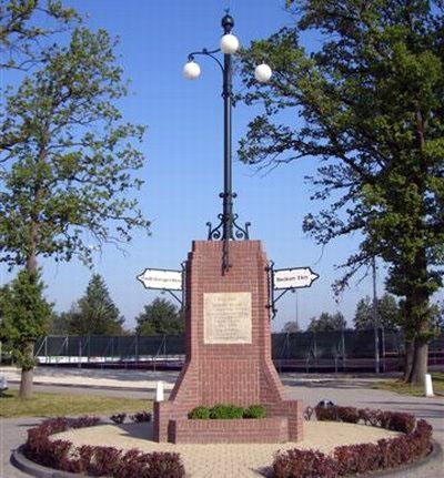 War Memorial Sint Isidorushoeve