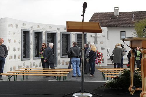 War Memorial Grahovo