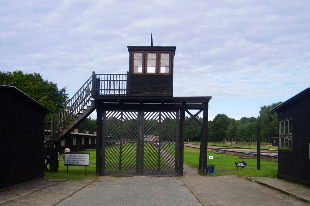 Concentratiekamp Stutthof