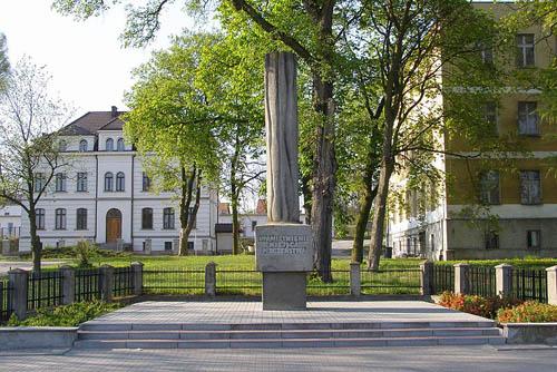 Monument Krijgsgevangenenkamp Oflag 64