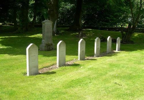 Polish War Graves Symington