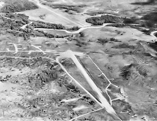 Berry Airfield (12 Mile Drome)