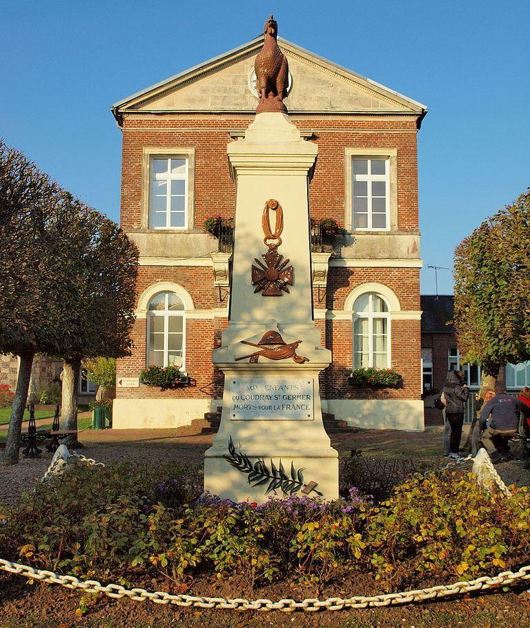 World War I Memorial Le Coudray-Saint-Germer