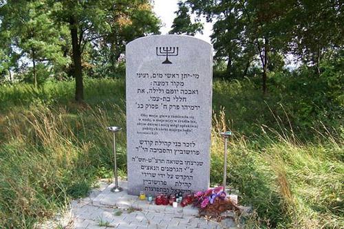 Joodse Begraafplaats Proszowice