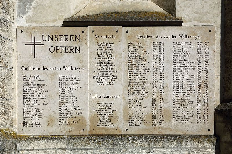 War Memorial Losenstein
