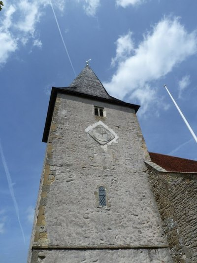 Herdenkingsklok Holy Trinity Church