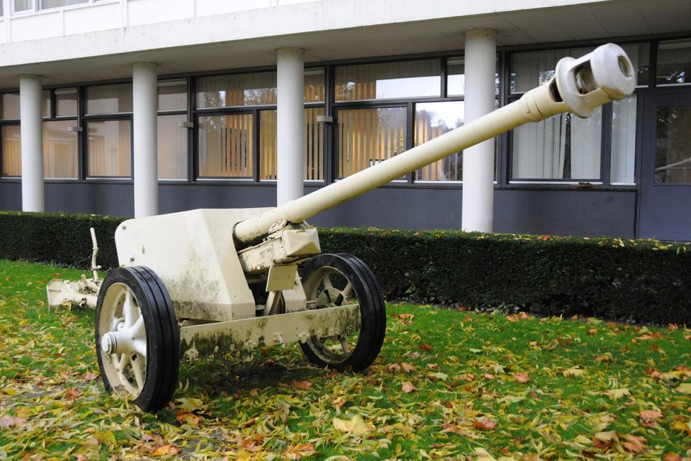 German 75mm Pak 40 Valkenburg - Valkenburg - TracesOfWar com
