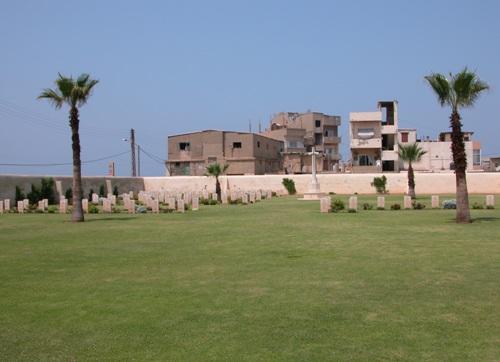 Oorlogsgraven van het Gemenebest Tripoli