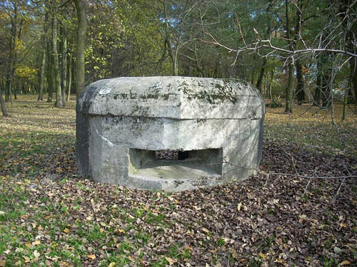 Poolse Bunker Nr.11
