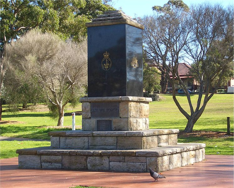 War Memorial Arncliffe