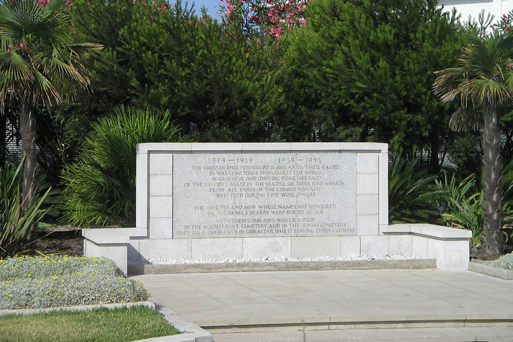 Commonwealth Memorial to the Missing Gibraltar