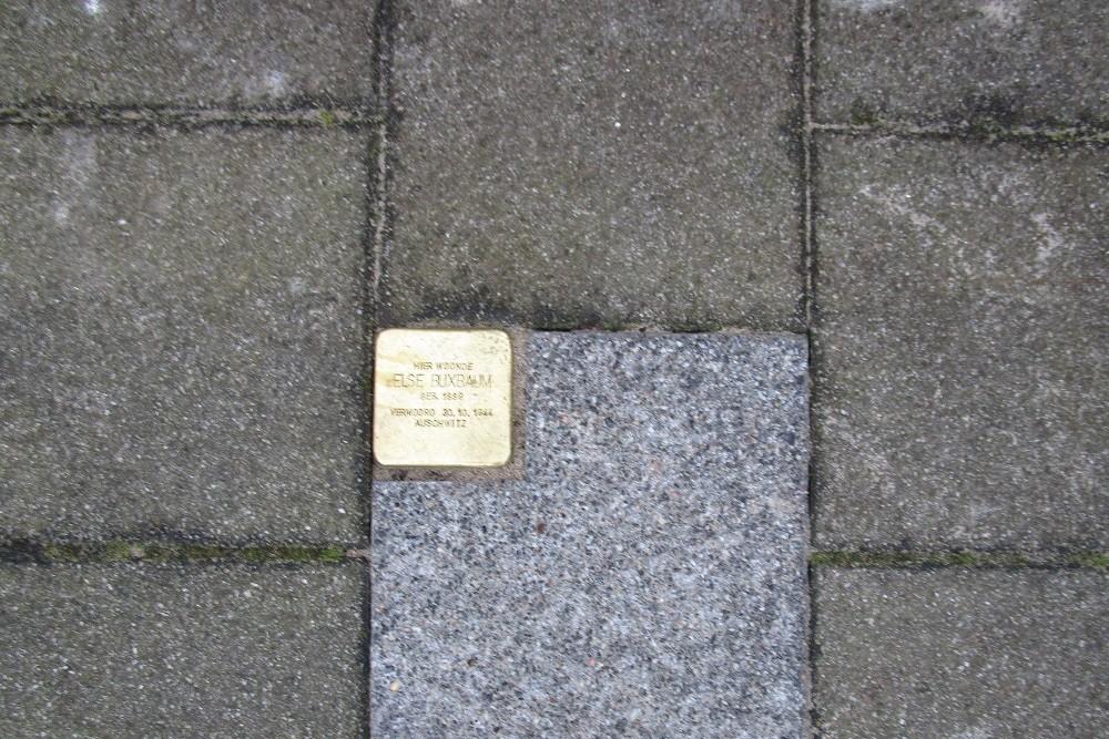 Stumbling Stone Maarten Dijkshoonlaan 17