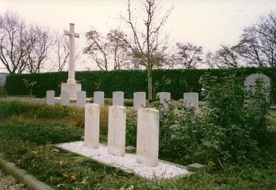 Commonwealth War Graves 's Gravenzande